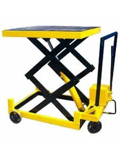 Hydraulic Table Trolleys